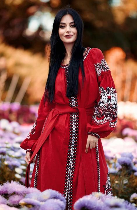 "Сукня-вишиванка ""Сокальська"""