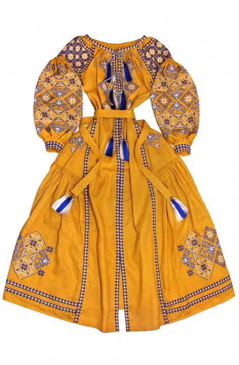 """Сукня-вишиванка для дівчинки """"Дерево Життя"""""""