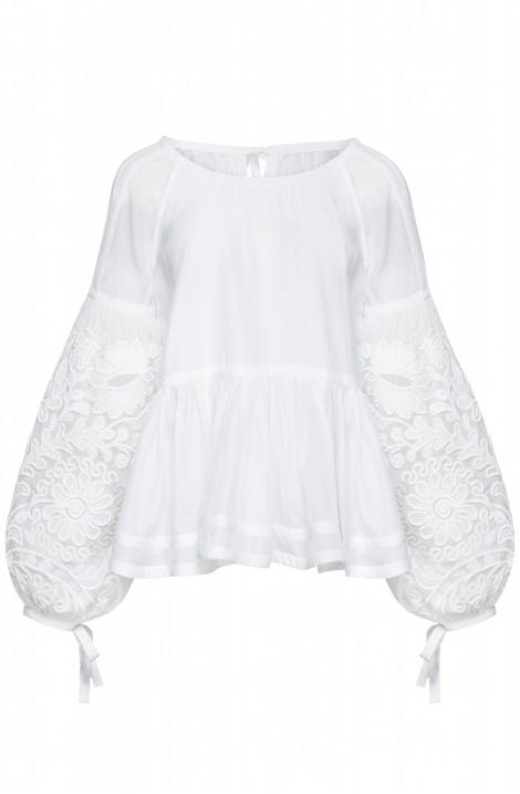 "Embroidered dress ""Barvograi"""