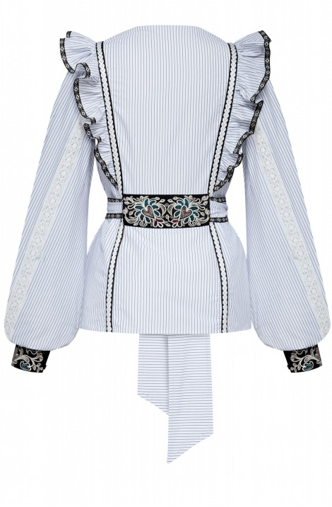 "Embroidered dress ""Rombi Kosach"""