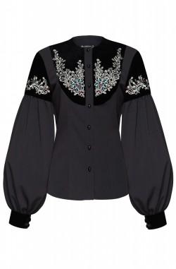 "Embroidered dress ""Rombi Kosach"""