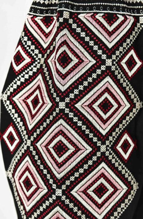 Сукня-вишиванка для дівчинки з орнаментом