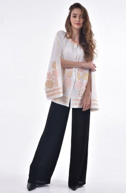 "Blouse with embroidery ""Rhombuses Kosach"""