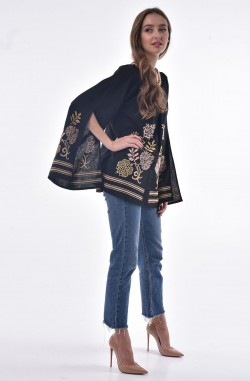 "Blouse with embroidery ""Ruja"""