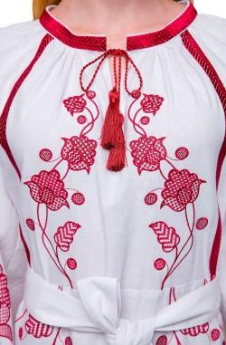 "Embroidered dress ""Pervotsvit"""