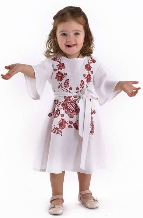 Embroidered Dresses for Mom...