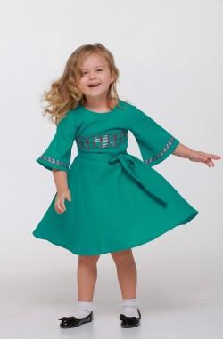 """Сукні-вишиванки для мами та доньки """"Веснянка"""""""