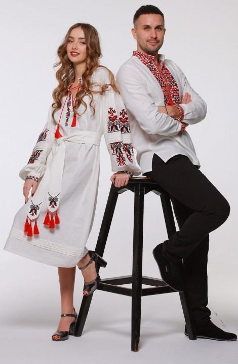 """Вишиванка """"Оберіг"""" та сукня-вишиванка """"Берегиня"""""""