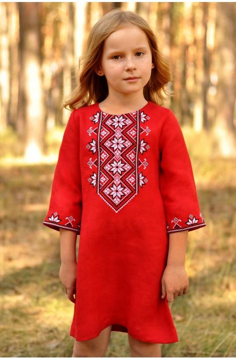 """Вишиванка """"Дубки"""" та вишита сукня """"Молода Лілія"""""""