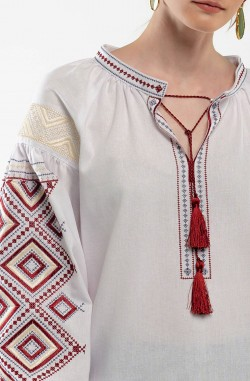 Вышиванка мужская и платье-вышиванка