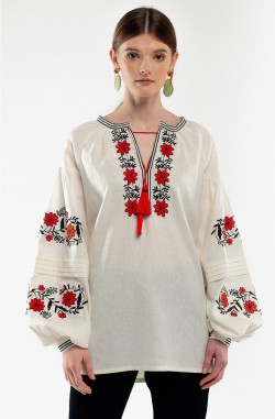 "Dress with embroidery ""Oriental Fairy Tale"""
