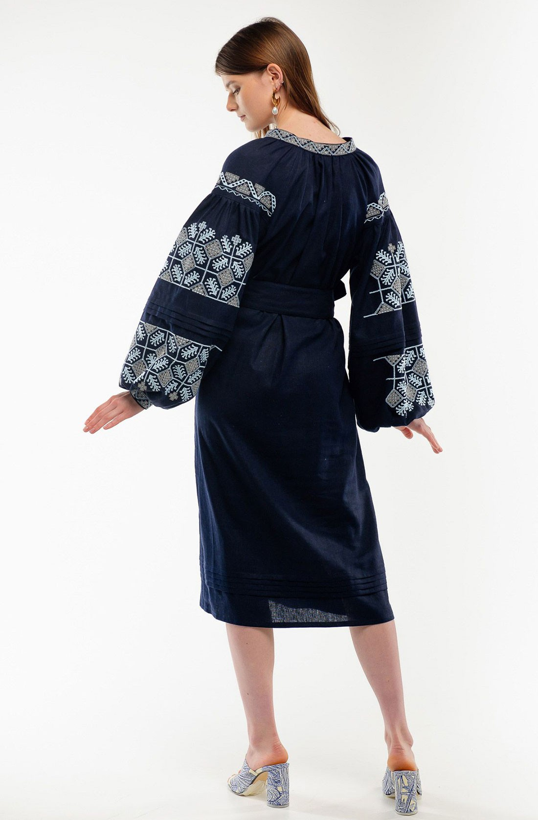 """Blouse with embroidery """"Oriental Fairy Tale"""""""
