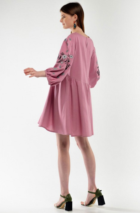 """Тепла сукня-вишиванка """"Східна Казка"""""""