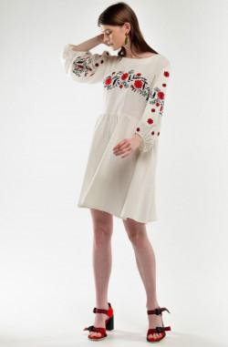 """Платье-вышиванка """"Воздушная Фантазия"""""""