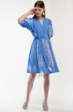"""Сукня-вишиванка """"Східна Казка"""""""