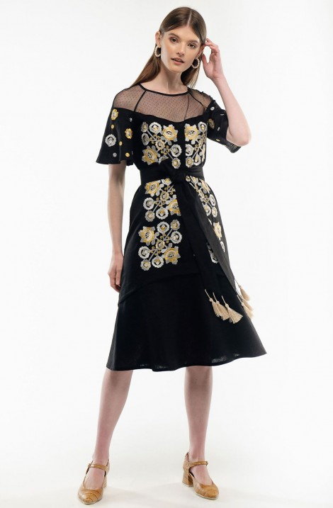 """Платье-вышиванка """"Чудо Дерево"""""""