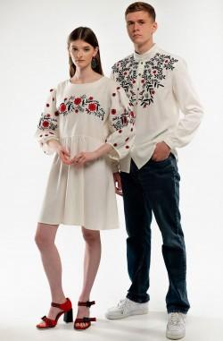 """Платье-вышиванка """"Весна-Красна"""""""