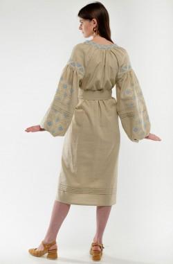 """Платье-вышиванка """"Восточная Сказка"""""""