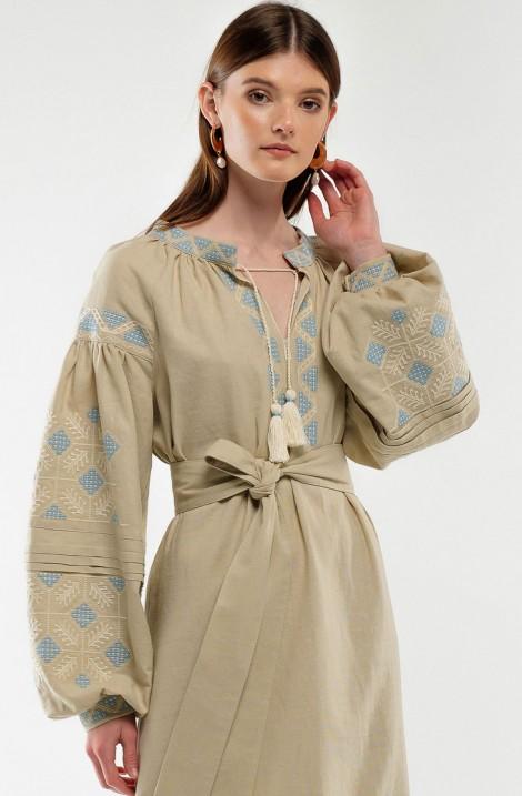 """Платье-вышиванка """"Диво Дерево"""""""